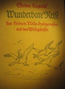 Buchdeckel Nils Holgersson