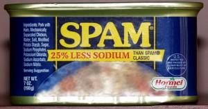 Spam-Konservendose